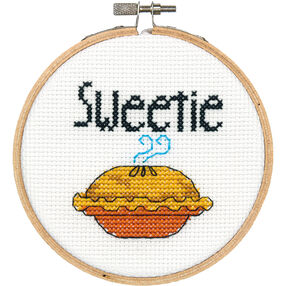 Sweetie Pie, Counted Cross Stitch_72-74845