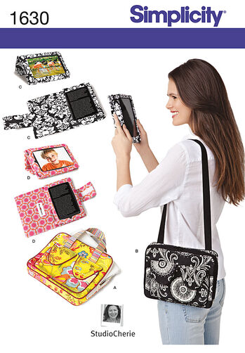 E-Book Covers & Carry Case for Tablets