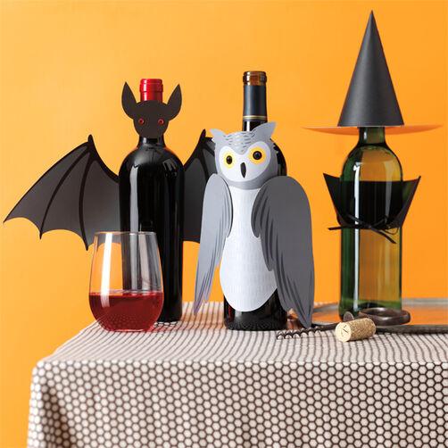 Animal Masquerade Bottle Decorations_48-20248