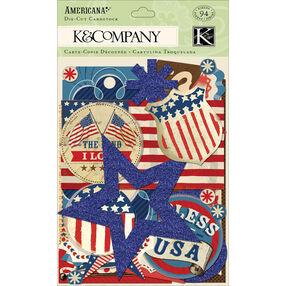 Americana Die-Cut Cardstock_30-614185