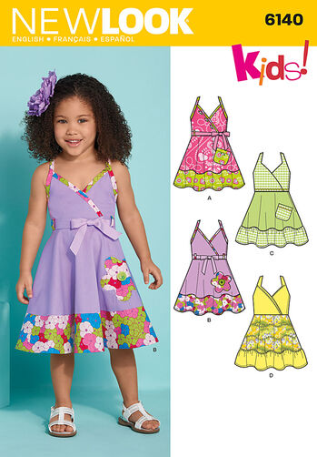 Toddlers' Dress