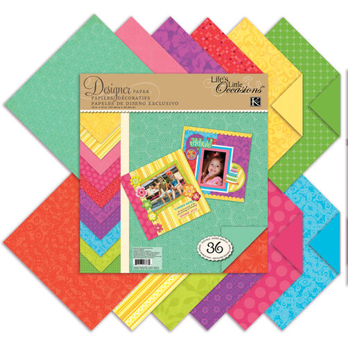 Brights Designer Paper Pad_30-588684