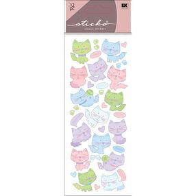 Kitties Stickers_52-30050