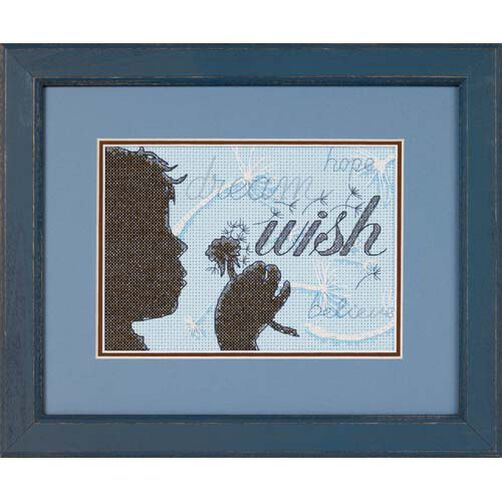 Wish, Counted Cross Stitch_65087