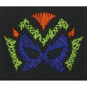 Hero Mask Yarn Art, Embroidery_72-74206