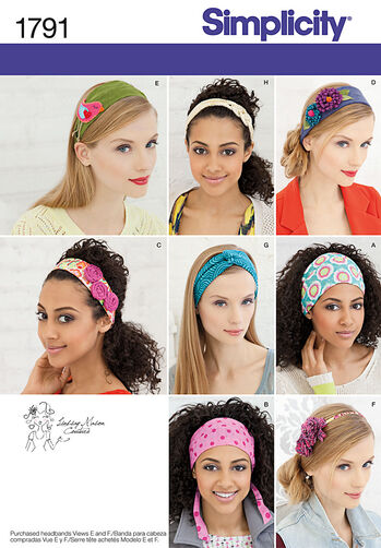 Misses' Hair Accessories