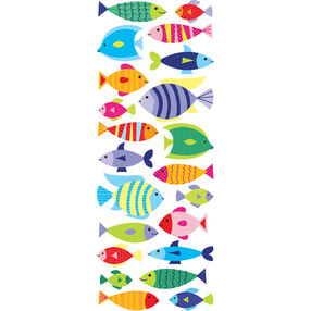 Happy Fish Puffy Stickers_53-90008