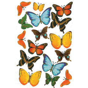Butterfly Stickers_M860505