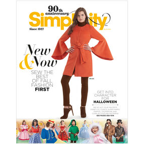 Simplicity Pattern Catalog Autumn 2017