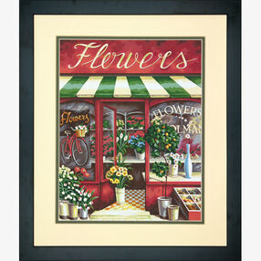 Flower Shoppe, Paint by Number_73-91442