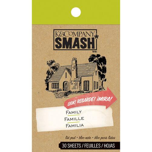 Family SMASH Pad_30-620308