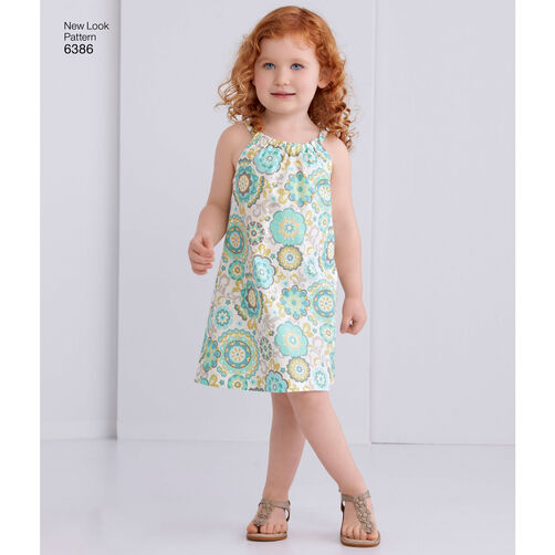 Free Easy Pillowcase Dress Pattern