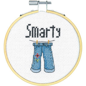 Smarty Pants, Counted Cross Stitch_72-74835