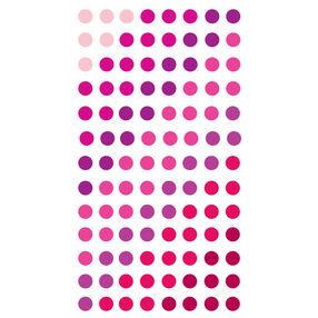Valentine Dots Epoxy Stickers_52-20107