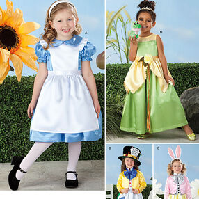 Child's Alice in Wonderland Costumes