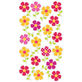 Fun Flower Value Pack Stickers_52-00074