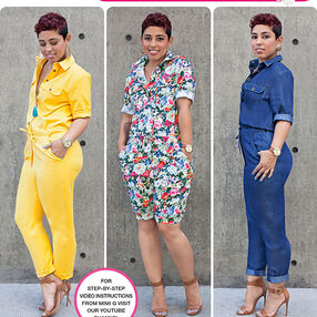 Misses' Jumpsuits from Mimi G Style