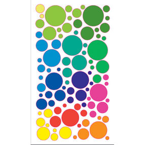 Colorful Circles  Epoxy_SPEWP62
