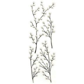 Pearl Garden Branch Stickers_41-06009