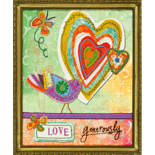 Love Generously, Embroidery_72-73770