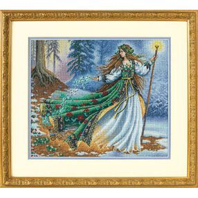 Woodland Enchantress, Counted Cross Stitch_35173