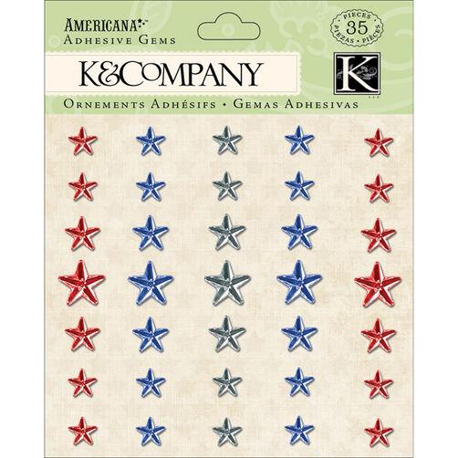 Americana Adhesive Gems_30-614147