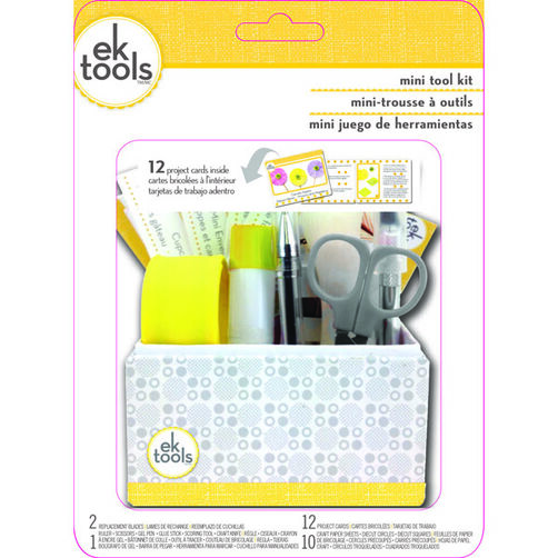 Mini Tools Craft Paper Kit_54-01008