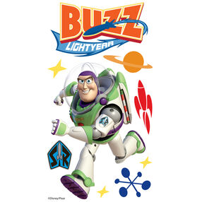 Buzz Light-year Dimensional Stickers_51-50034