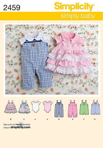 Babies' Romper and Jumper