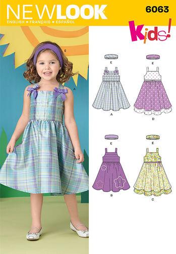 Toddler's Dresses