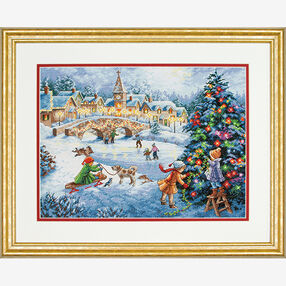 Winter Celebration in Counted Cross Stitch_70-08919