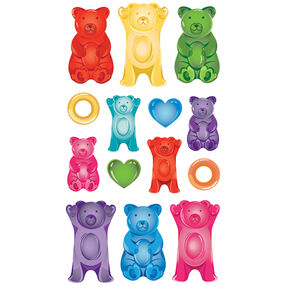 Bright Bear Stickers_50-50584