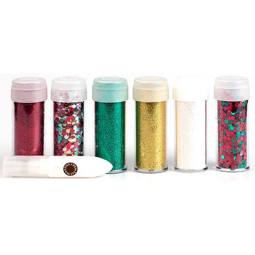 Peppermint Winter Glitter 6-Pack_40-34091