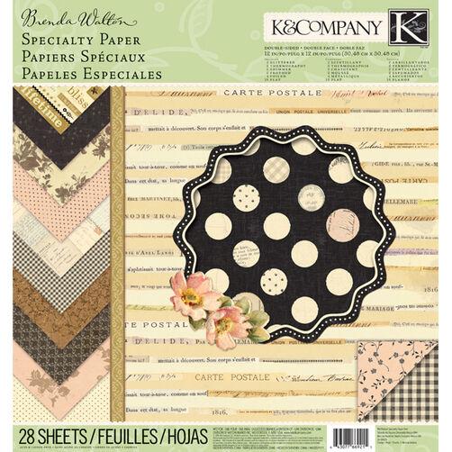 Brenda Walton Maison Specialty Paper Pad_30-669215