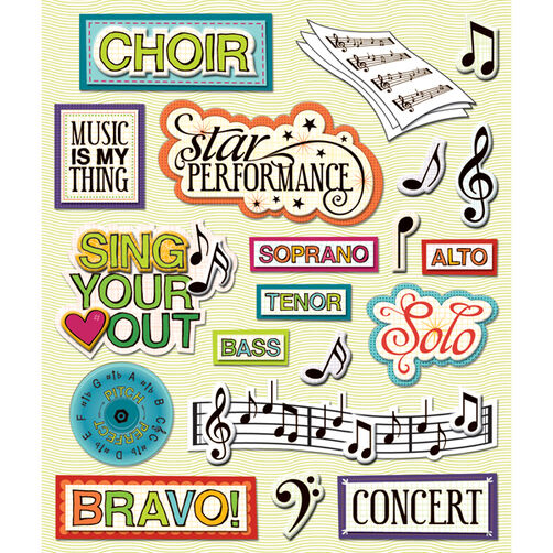 Choir Sticker Medley_30-586819