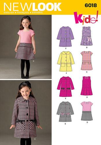 Child's Dresses, Jumper & Coat