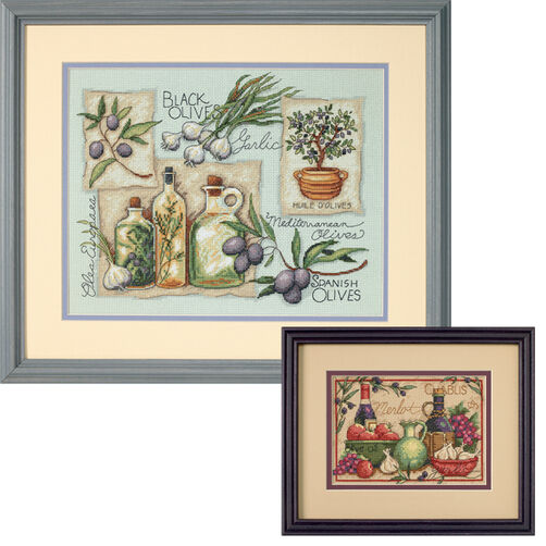 Mediterranean Bundle, Counted Cross Stitch_180545