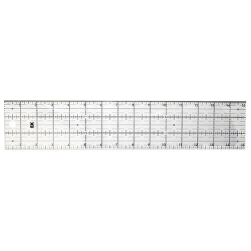 3 inch x 15 inch Ruler Pro_EKPL5002