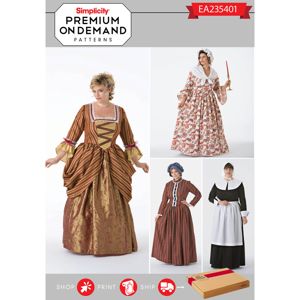 Pattern For Premium Print On Demand Costume Pattern