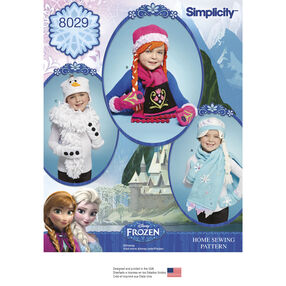 Disney Frozen Winter Accessories
