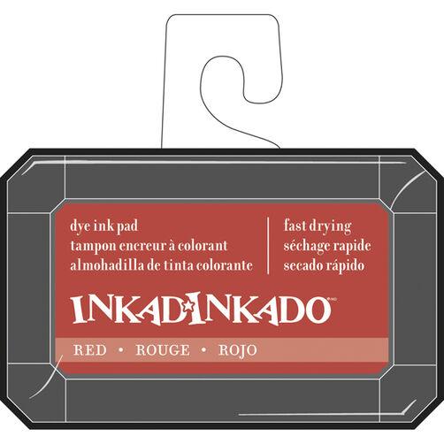 Red Dye Ink Pad_61-10052
