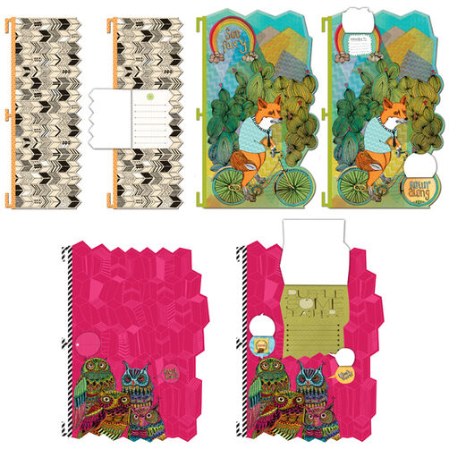 K&Company SMASH Animal  Divider Tabs_30-671744