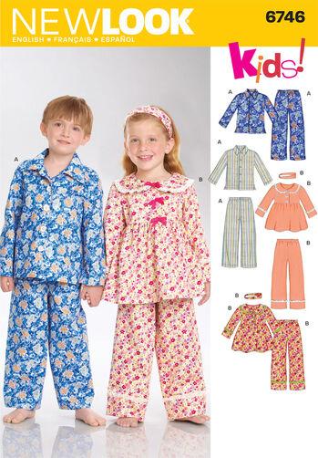 Child Sleepwear