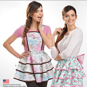 It's So Easy Aprons for Misses