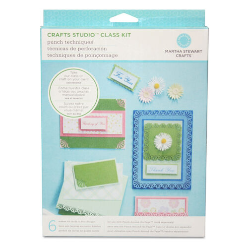 Paper And Embellishment Class Kit_45-03017