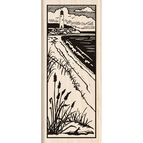 Shoreline Wood Stamp_60-00972