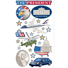 Mr President stickers _52-00801