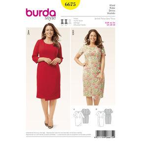 Burda Style Pattern 6675 Women's Shirt and  Dress