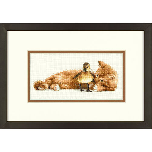 Furry Friends Counted Cross Stitch_70-65121