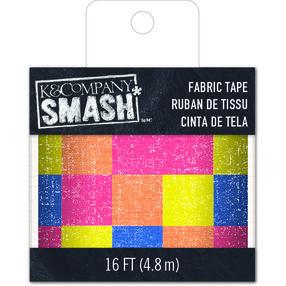 SMASH Color Blocks Fabric Tape_30-687103